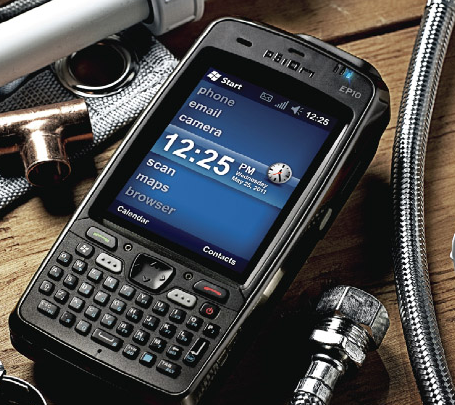 Motorolsa EP10 Handheld