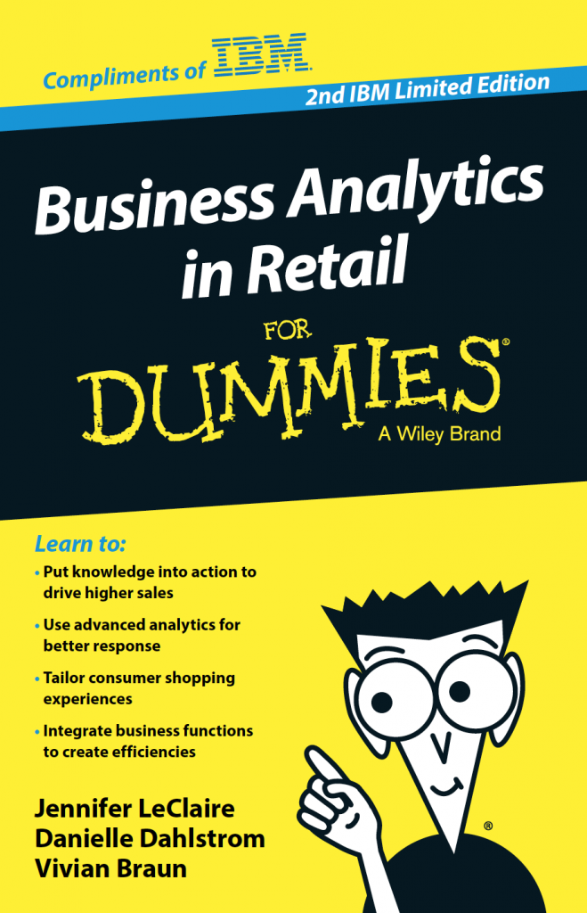 Analytics for dummies book