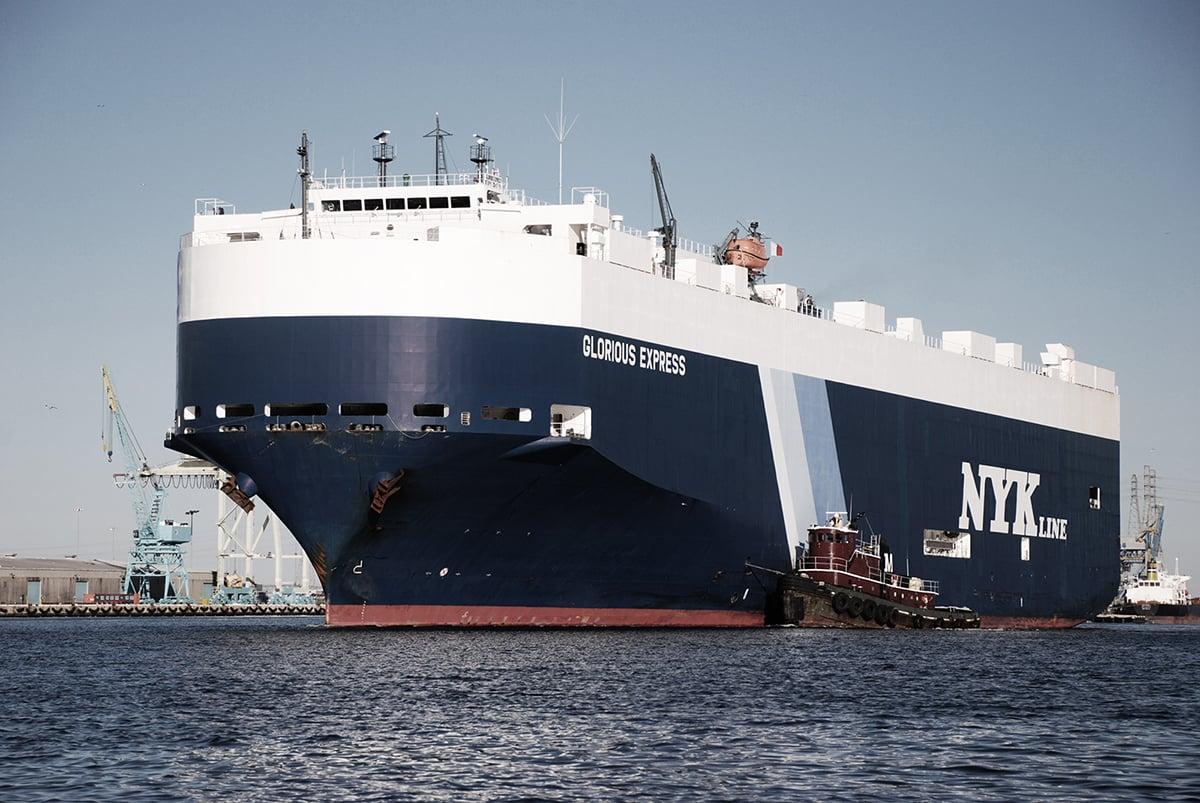 IBM cognos - NYK boat