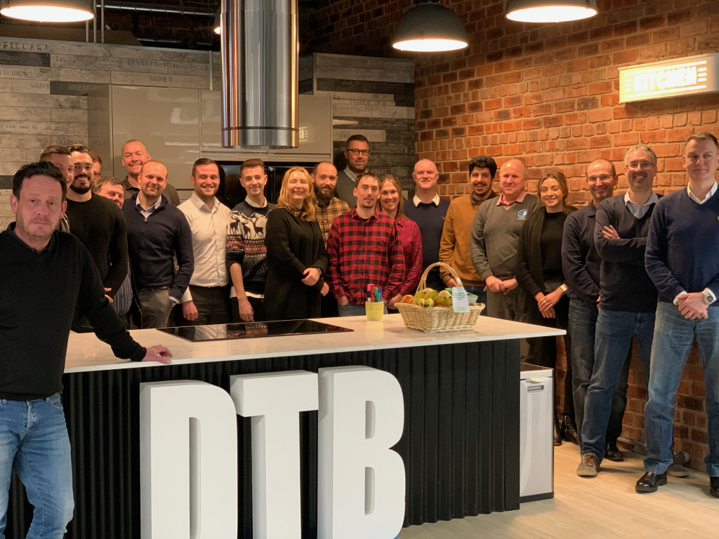 DTB Team in T2 office