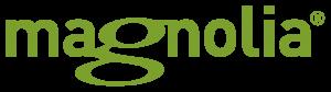 Magnolia logo - green