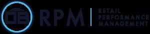 retail performance management RPM DTB logo